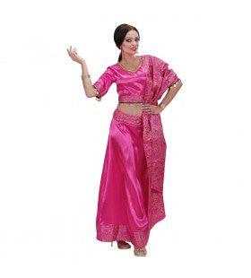 Temple Of Bollywood Danser Kostuum Vrouw
