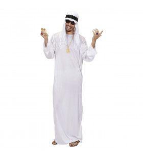 Arabische Sjeik Man Kostuum