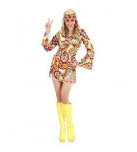 Hippie Meisje Kostuum Vrouw