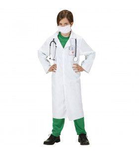 Dokter Kind Dr Surgeon Kostuum