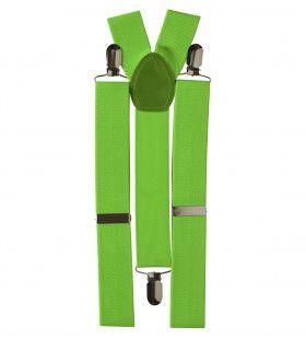 Klassieke Bretels, Groen