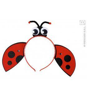 Hoofdband Lieveheersbeestje Met Vleugels