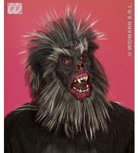 Masker Gorilla Met Haar