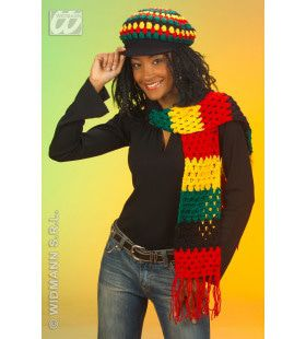 Sjaal Reggae / Rasta