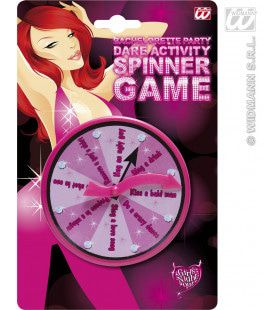Activiteiten Spel Met Spinner