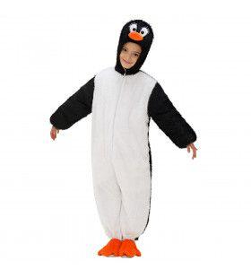 Full-Body Pluche Pinguin Kind Kostuum Kind
