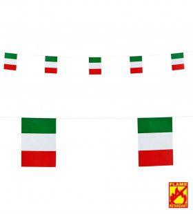 Landenthema Vlaggenlijn 6mtr, Italie