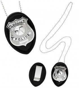 Lapd Politie Badge Aan Ketting