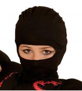 Zwart Ninja Masker, Kind