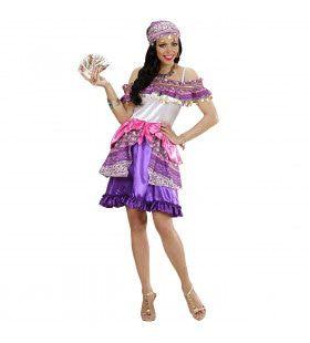 Traditionele Zigeunerin Kostuum