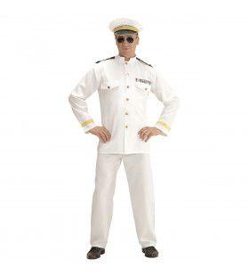 Koninklijke Marine Kapitein Man Kostuum