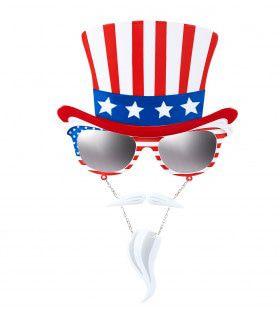 USA Bril, Uncle Sam