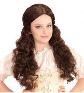 Milady Pruik, Kind Middeleeuwen Bruin