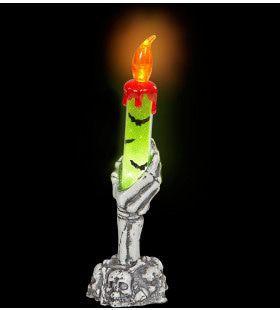 Decoratieve Skelet Hand Kaarshouder