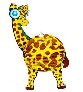 Giraffe Lampion 44cm