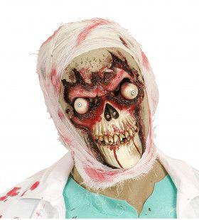 Afschrikwekkende Masker, Schedelzombie