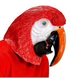 Dieren Masker Papegaai