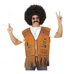 Hippie Vest Ranchero Man