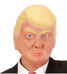 Masker President Trump