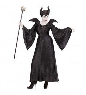 Maleficent Dragula Vrouw Kostuum