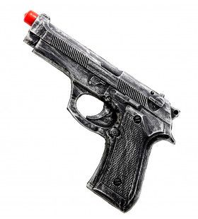 Foam Latex Pistool Police 19 Centimeter