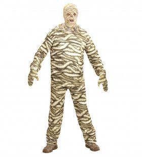 Afschuwelijke Mummy Man Kostuum