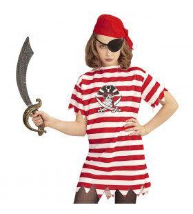 Verkleedset Piraat Dura