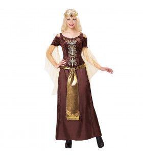 Viking Vrouw Nordstrom Kostuum