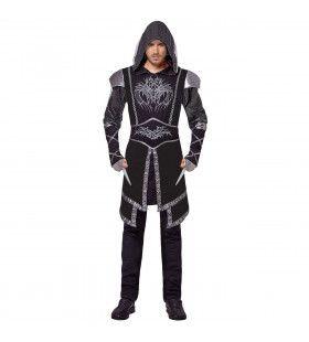 Donkere Moordenaar Assisio Man Kostuum