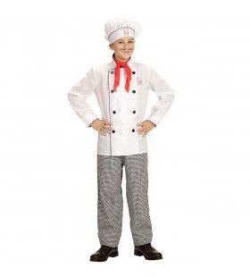 Mater Chef Jongen Kostuum