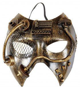 Steampunk Masker, Koper Mechanica