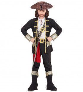 Piraat Pandora Jongen Kostuum
