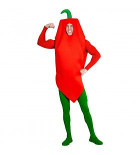 Red Hot Chili Peper Kostuum