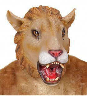 Cartoony Masker, Leeuw