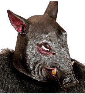 Cartoony Masker, Mannetjesvarken