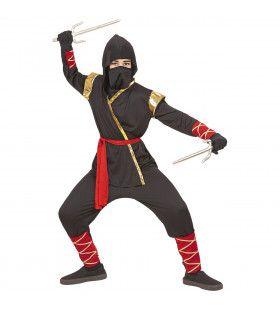Ninja Maki Luxe Jongen Kostuum