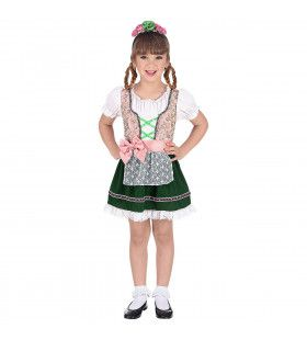 Bella Van Beieren Alpen Meisje Kostuum