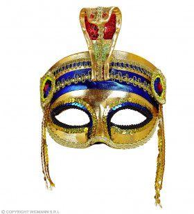 Oogmasker Farao Slang
