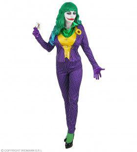 Zwaar Gestoorde Joker Batman Vrouw Kostuum