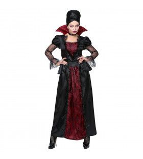 Vampier Zuig Graag Vrouw Kostuum