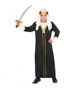 Sultan Turkse Rijk Abu Ali Jongen Kostuum