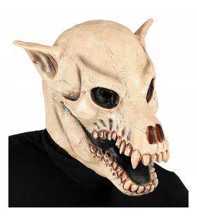 Masker Schedel Hond