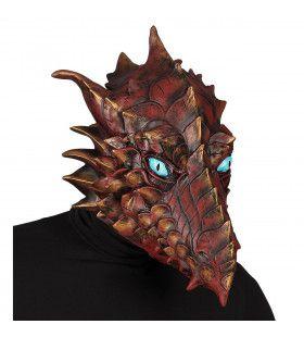 Masker Vuurspuwende Draak