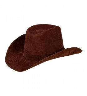 Cowboyhoed Utah Suede Look
