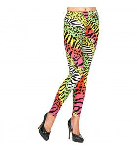 80s Legging Jungle Disco