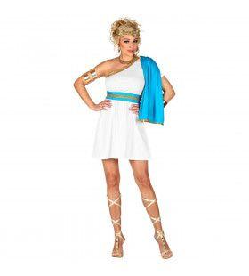 Aphrodite Sexy Griekse Godin Van De Liefde Vrouw Kostuum