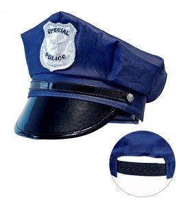 Verstelbare Politiepet Agenten Korps