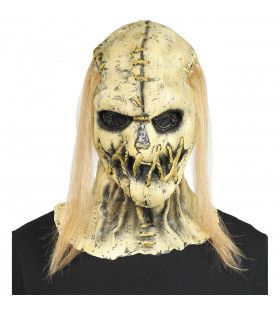 Masker Afgrijselijk Dichtgenaaide Schedel