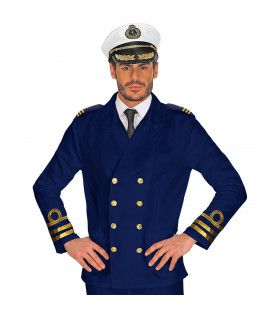 Jas Marine Officier Oorlogskruiser Man