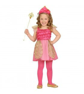 Prinses Aurora Sprookjesland Meisje Kostuum